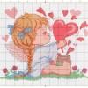 Ангел с сердечком