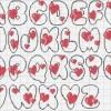 Алфавит для прямого плетения макраме