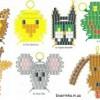 Схемы плетения бисером для начинающих