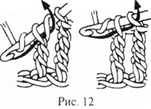 Столбик с тремя и более акидами