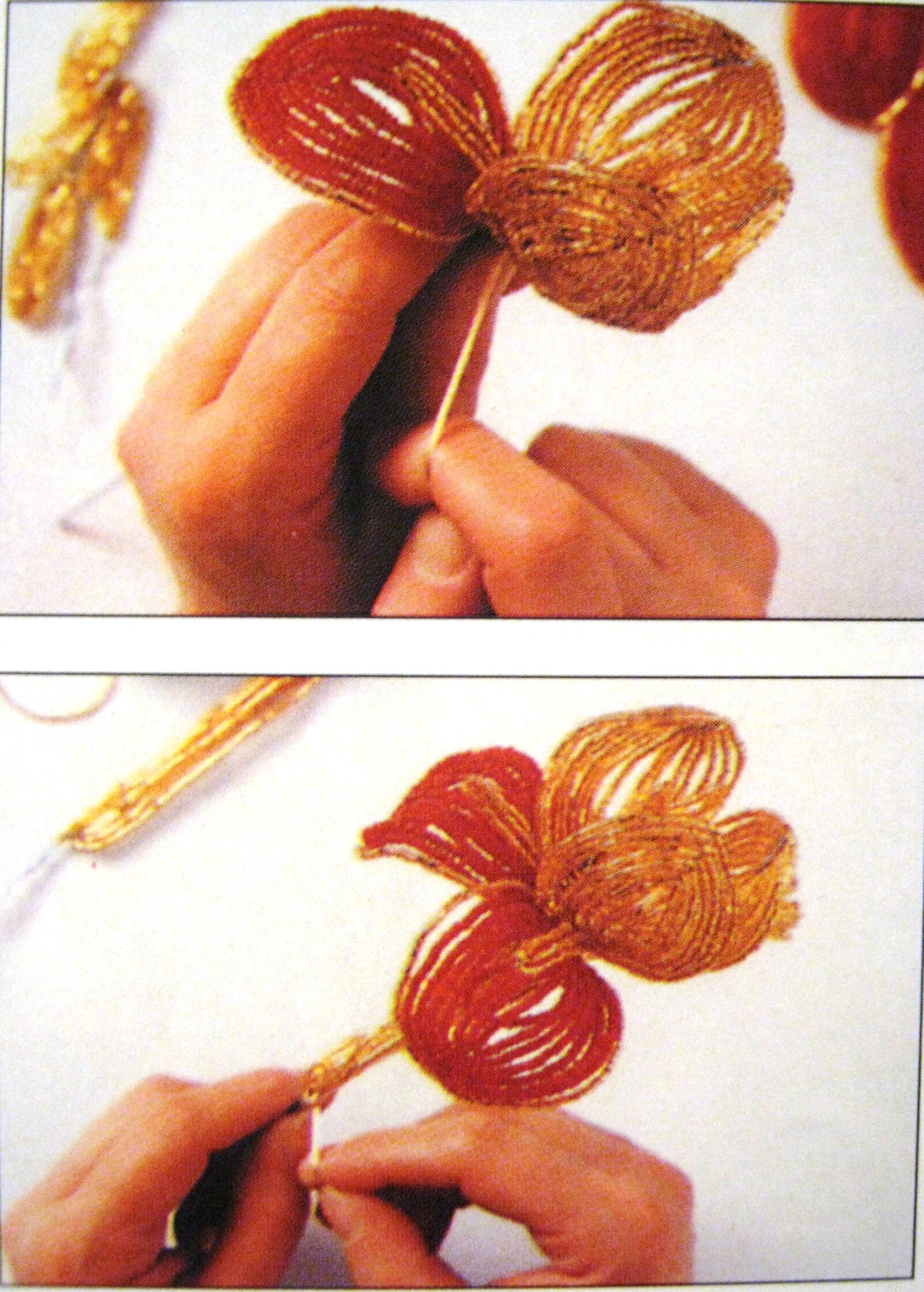 Плетение на коклюшках для начинающих: мастер-класс, схемы 77