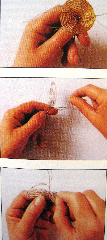 Плетение на коклюшках для начинающих: мастер-класс, схемы 43