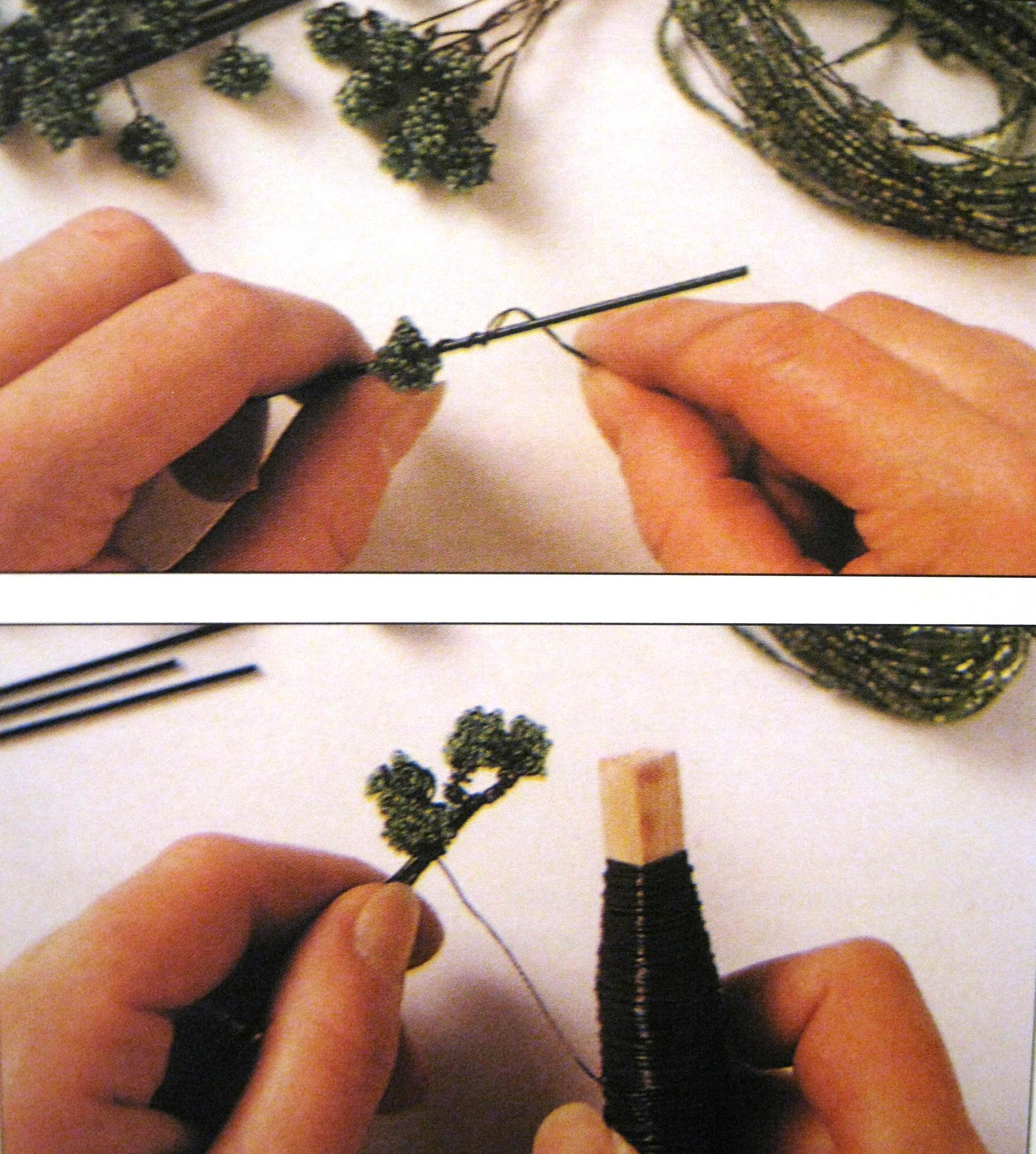 Как сделать классический бонсай1