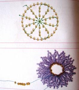 Бижутерия, Бисер, схемы плетения и вышивки из бисера - Part 4