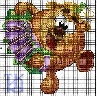 медведя из Смешариков