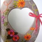 Зеркало «Сердечко»