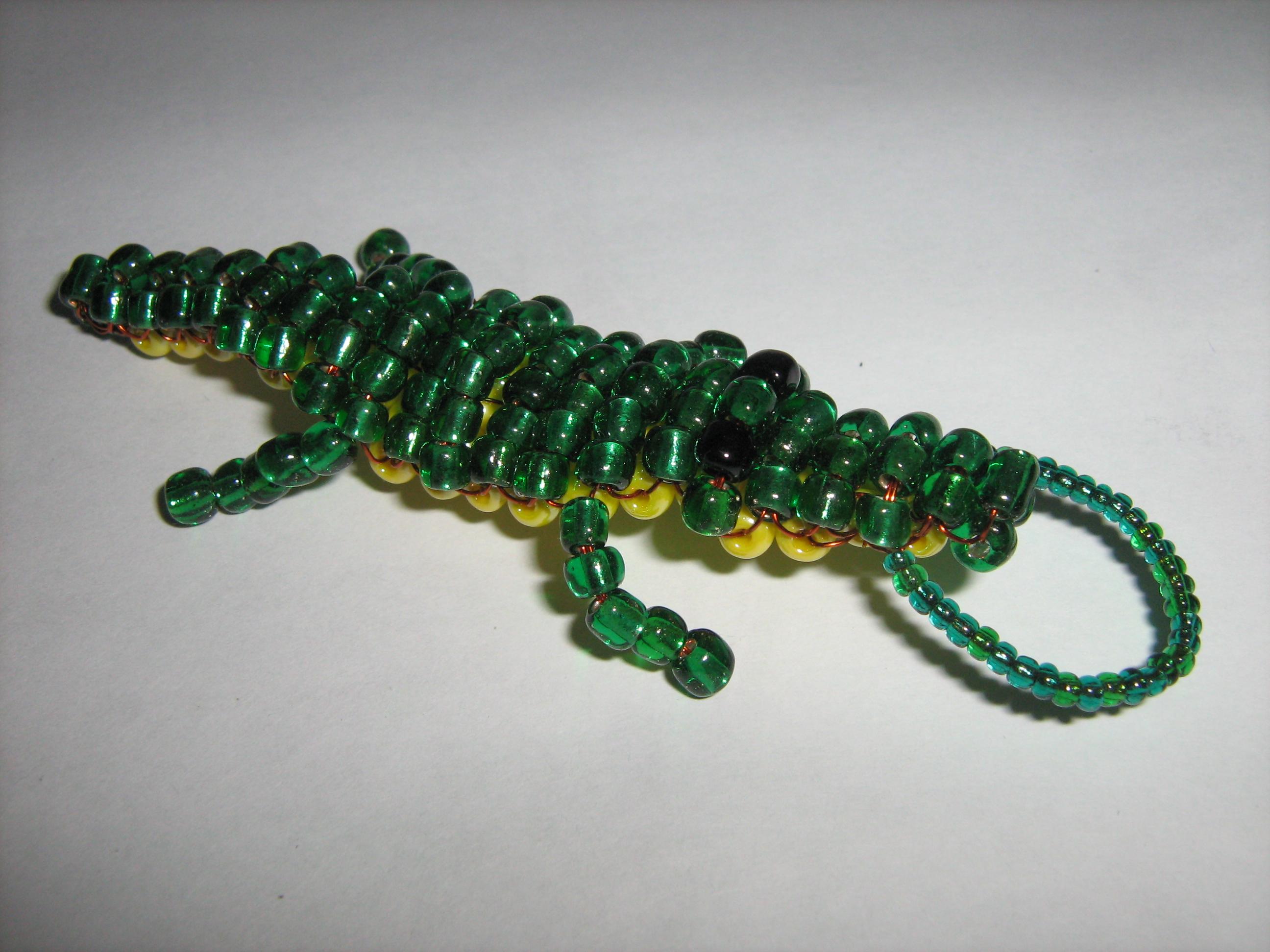 плетение из бисера кобра - Искусство бисероплетения.