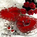 Салфетки «Сердца»