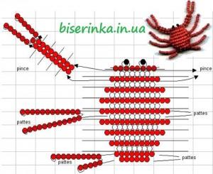 Объёмные Животные Из Бисера, Бисер, схемы плетения и вышивки из бисера - Part 9