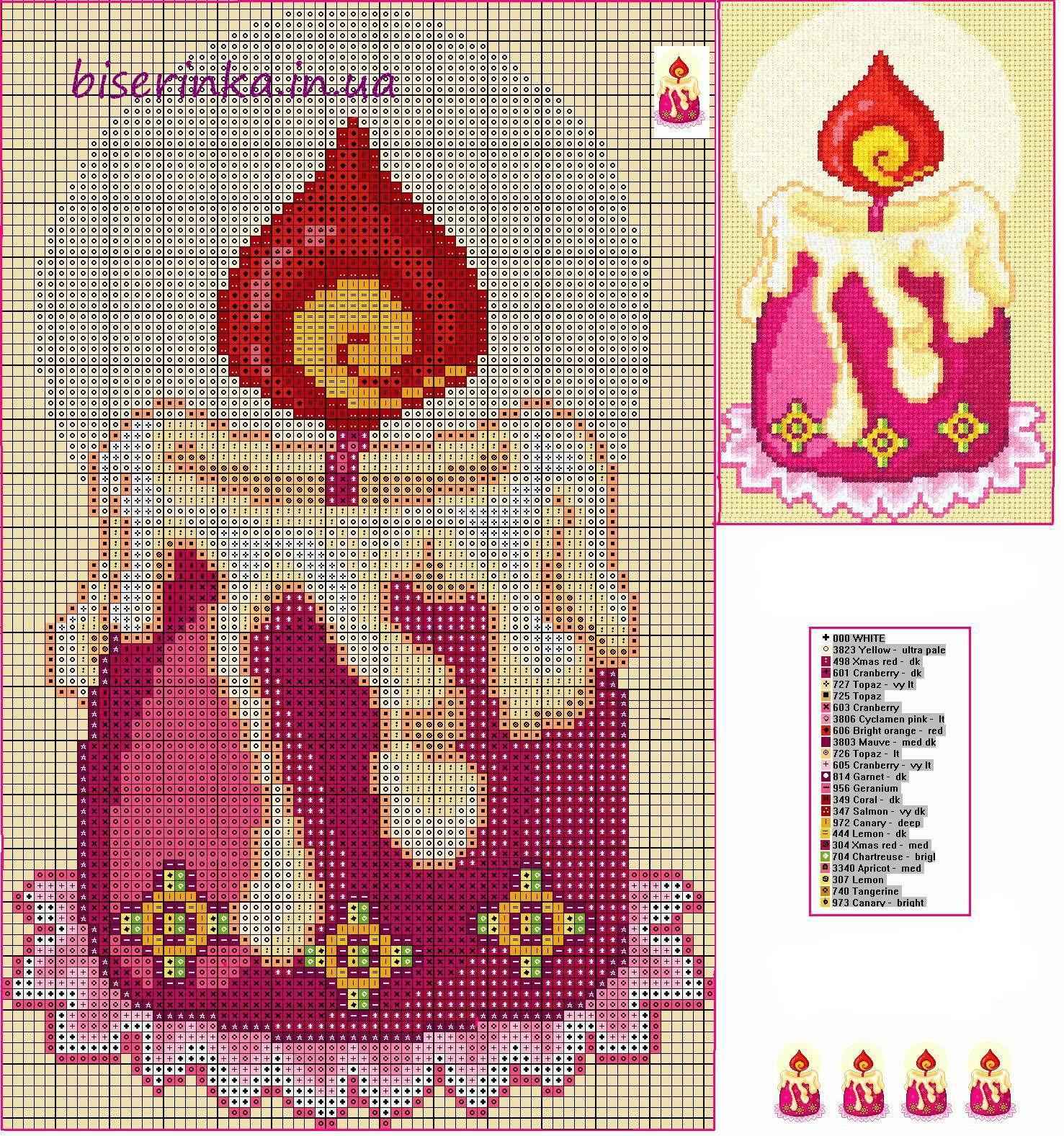 Картинки пасхальной вышивки и схем