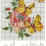 Схема плетения бабочки макраме фото 899