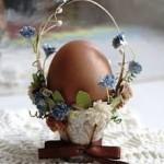 Корзиночка для яйца