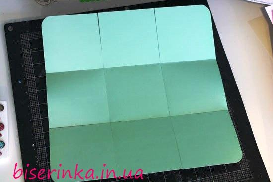 два центральных квадратика
