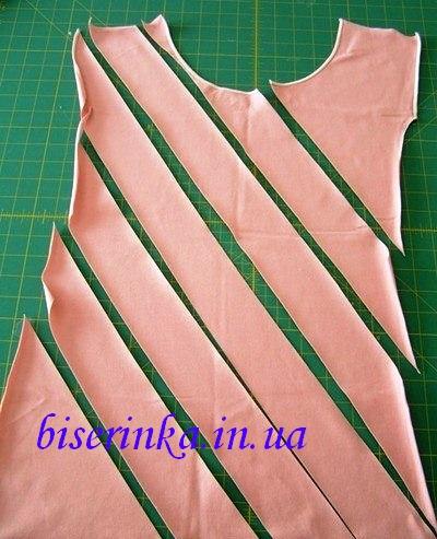 Схема вышивки бисером на футболке