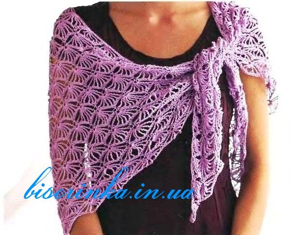 Рубрика: Вязание крючком